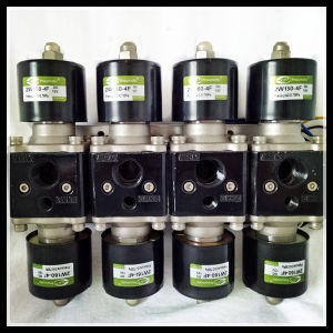 "NPT 1/4"" Vu4 4-Corner Brass Solenoid Valve Unit Air Suspension Manifold Airmaxxx pictures & photos"