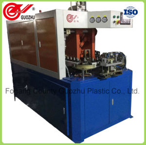 Two Cavities Automatic Linear Blow Moulding Machine for 650ml Bottle pictures & photos