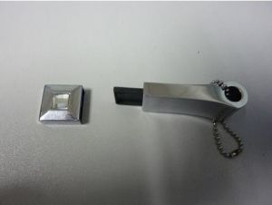 Metal USB Flash Drive with USB 2.0 Drive Real Capacity (OM-M118) pictures & photos