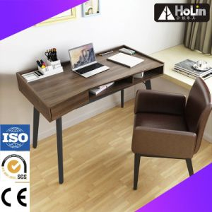 Wooden Computer Desk with Drawer for Home Office furniture pictures & photos