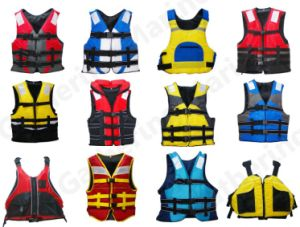 Solas Approved Foam Life Jacket / Life Vest pictures & photos