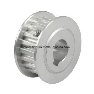 Small Aluminum Timing Belt Pulley China OEM Supplier pictures & photos
