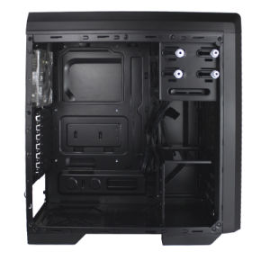 Gaming Case Support Water-Cooling and Hot HDD Docking, Build-in Card-Reader pictures & photos