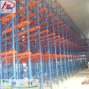 Storage Warehouse Steel Drive in Racking pictures & photos