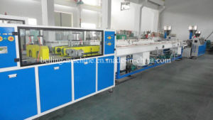 16mm 40mm 50mm 63mm PVC Double out Pipe Making Machines pictures & photos