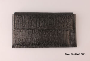 2018 Fashion Woman′s PU Leather Wallet (HW1242) pictures & photos