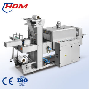 Automatic Sleeve Sealer and Shrink Wrapper Shrinking Machine pictures & photos