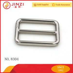 Alloy Adjustable Strap Buckle Metal Slide Bar Buckle pictures & photos