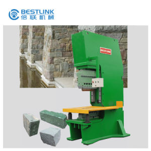 Stone Splitting Machine for Natural Face Paving Stone pictures & photos