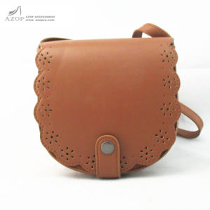 Cut out Design Fashion PU Messenger Bag pictures & photos