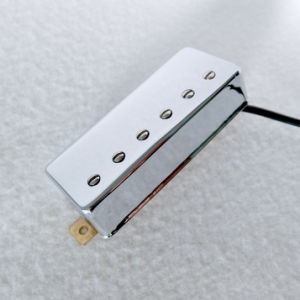 Chrome Color AlNiCo V Mini Humbucker Guitar Pickup pictures & photos