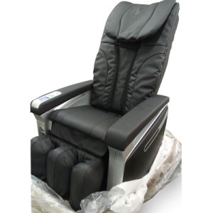 Intelligent Coin Operated Massage Chair with Coin Box pictures & photos