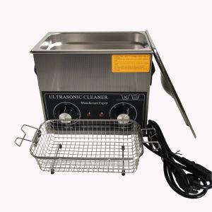 Factory Direct Sell 3L Ultrasonic Cleaning Machine with Ce, RoHS pictures & photos