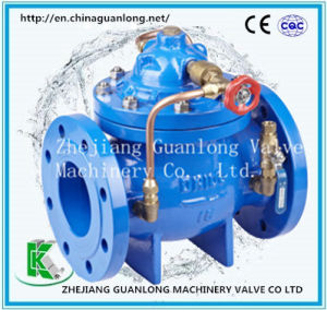 Non Slam Quiet Slow Shut Non Return Check Valve (GL300X) pictures & photos