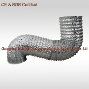 High Flexible and Compressible Aluminum Foil Duct pictures & photos