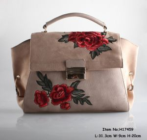 2017 New Fashion Shoulder Bags with Patch pictures & photos