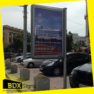 Outdoor Scrolling Advertising Sign (Item 5) pictures & photos