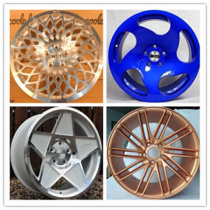 Wholesale Good Quality Alloy Wheels Rims A356 pictures & photos