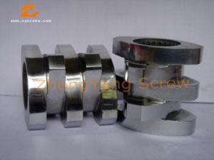 Element Screws Segmented Cylinder Extrusion pictures & photos