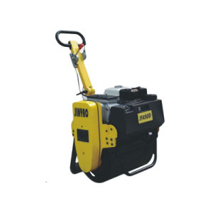 High Quality Vibratory Roller Honda 5.5HP Jy450d-1 Hot Sale