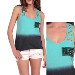 Ladies Tie-Dye T-Shirt (FH201421)