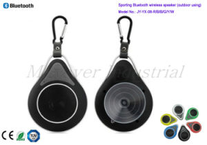 Sporting Wireless Bluetooth Speaker with Hook pictures & photos