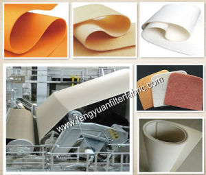Paper Machine Press Felt Press Blanket pictures & photos
