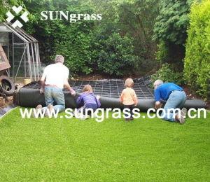 High Density Landscape Garden Artificial Turf (SUNQ-HY00010) pictures & photos