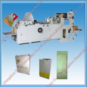Multifunctional Factory Price Recycled Paper Bag Making Machine pictures & photos