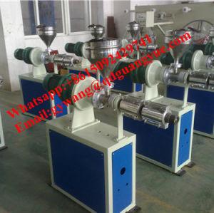Sj-25 Lab Plastic Hard PVC Extruder Plastic Extrusion Machine pictures & photos