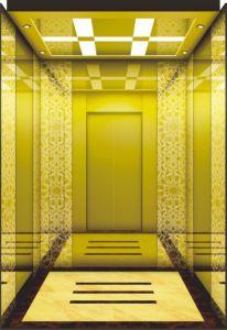 Permanent Magnet Synchronous Passenger Elevator Manufacturer pictures & photos