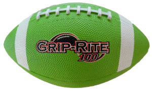 Rubber American Football Rugby Ball Juniorsize or Officialsize