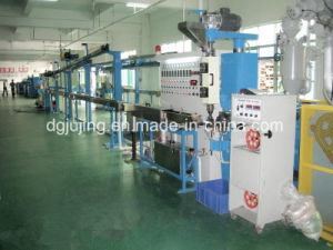 Electronic Cable Extrusion Line Cable Making Machine pictures & photos