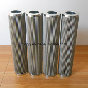 60 Micron Stainless Steel Hydraulic Oil Filter Element Pi8445drg60 pictures & photos