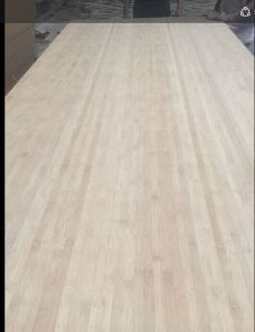 Factory-Natural Bamboo Veneered Plywood Sales in 12mm 18mm pictures & photos