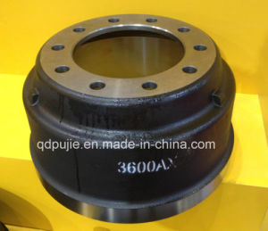 High Quality 43512 8833 Gmc Truck Brake Drum pictures & photos
