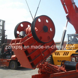 Stone Crushing Equipment Jaw Crusher pictures & photos
