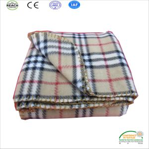 Customer Made Airline Blanket OEM Serivce OEM Factory pictures & photos