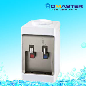 Hot and Cold Desktop Water Dispenser (D57) pictures & photos
