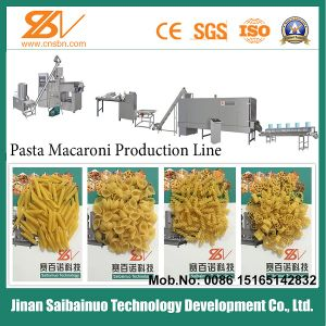 High Quality Single-Screw Pastas Processing Line pictures & photos