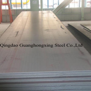 Q345, Grade 50, Spfc590, S355jr Hot Rolled Steel Plate pictures & photos