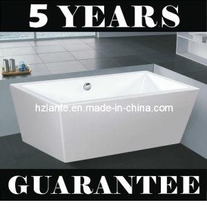 Modern Sanitary Ware Rectangular Freestanding Bathtub (LT-JF-8066) pictures & photos