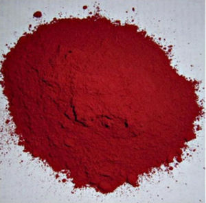 Iron Oxide Red Pigments Fe2o3 pictures & photos