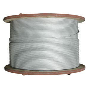 Hot-DIP Zinc-Plating Galvanized Steel Strand Wire for Communication Cable pictures & photos