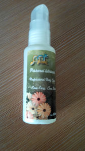 Water Based Flavored Lubricant in Bottle pictures & photos