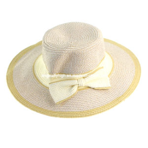 Ladies Fashion High Quality Straw Hat pictures & photos