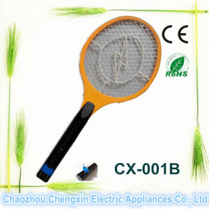 Rechargeable Mosquito Swatter with Brazil Plug pictures & photos