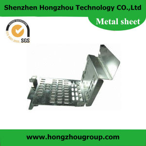 Cuatom Made Sheet Metal Fabrication Part From Shenzhen Manufacturer pictures & photos
