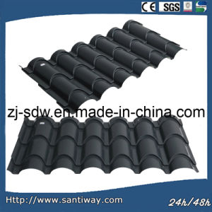 Prepainted Galvanized Corrugated Roof Tile pictures & photos