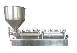 Single Nozzle Paste Filling Machine (G1WG1000) pictures & photos